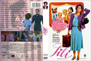 Carátula 2 dvd: Lili 1953