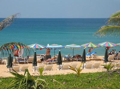 Karon Beach 12 December 2011