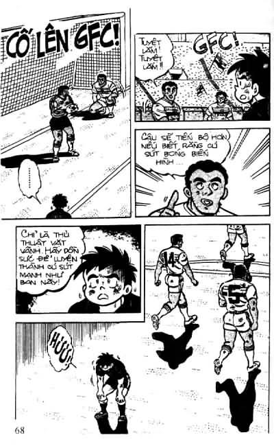 Jindodinho - Đường Dẫn Đến Khung Thành III  Tập 25 page 68 Congtruyen24h