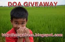 """""""Doa Giveaway"""""""