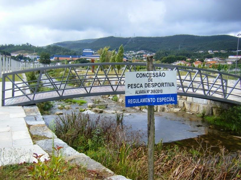 Zona de Pesca desportiva