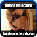 Juliana Malacarne IFBB Pro Physique Competitor Thumbnail Image 3