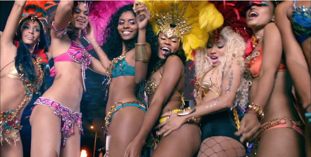 Nicki Minaj - Pound The Alam Photo
