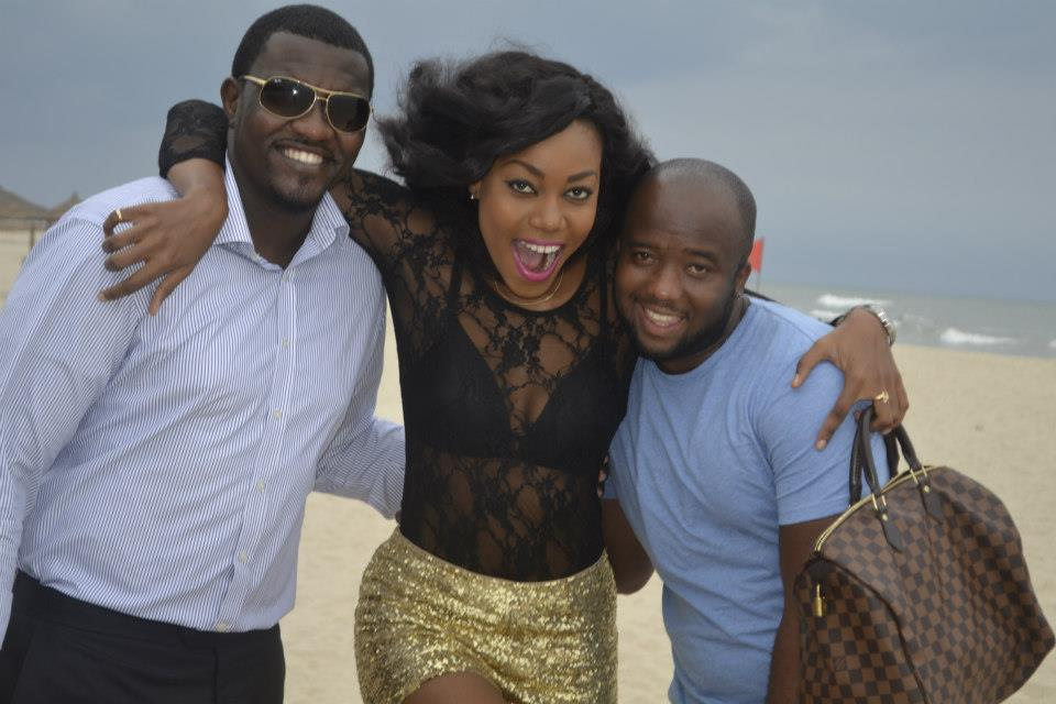 Yvonne Nelson Husband More pictures after the jump