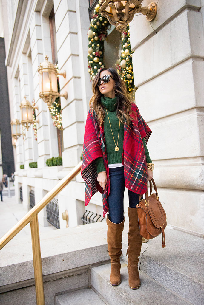 Christmas day outfit inspiration sequins amp things