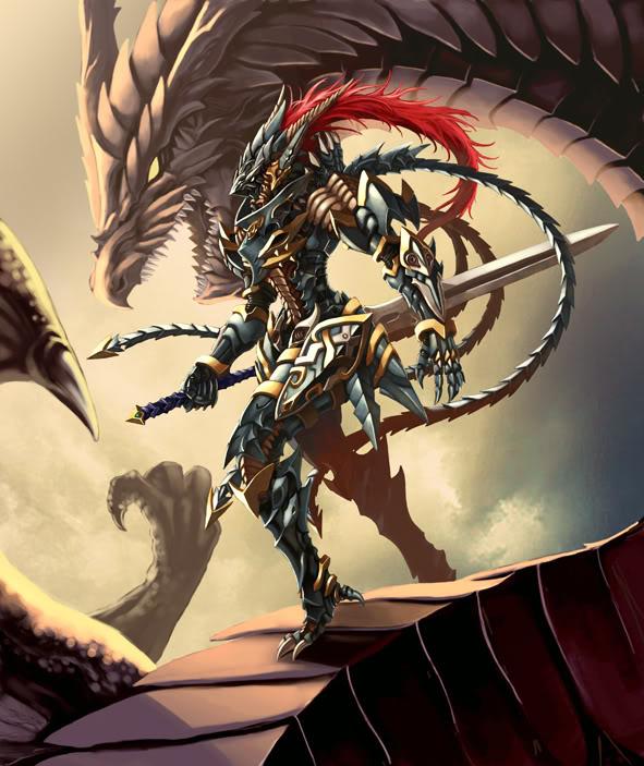 Dragon Knight Armor at Skyrim Nexus - mods and community
