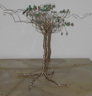 Δέντρα - μπιζουτιέρες για τα