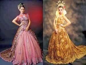 Foto Model Baju Kebaya Modern 2014