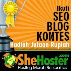 Kontes Seo SheHoster.com