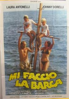 Ты - лицо корабля / Mi faccio la barca. 1981.