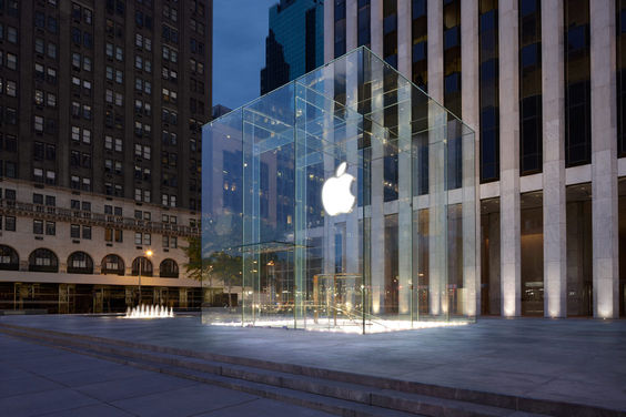 Apple Office fifth avenue california