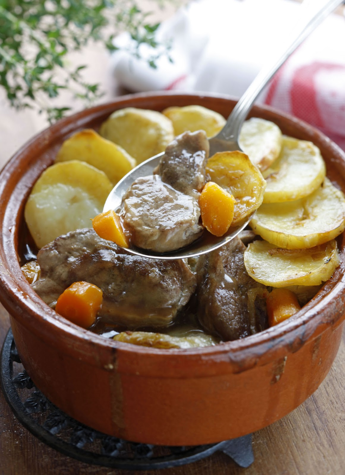 Irish Lamb Stew - Bord Bia Images