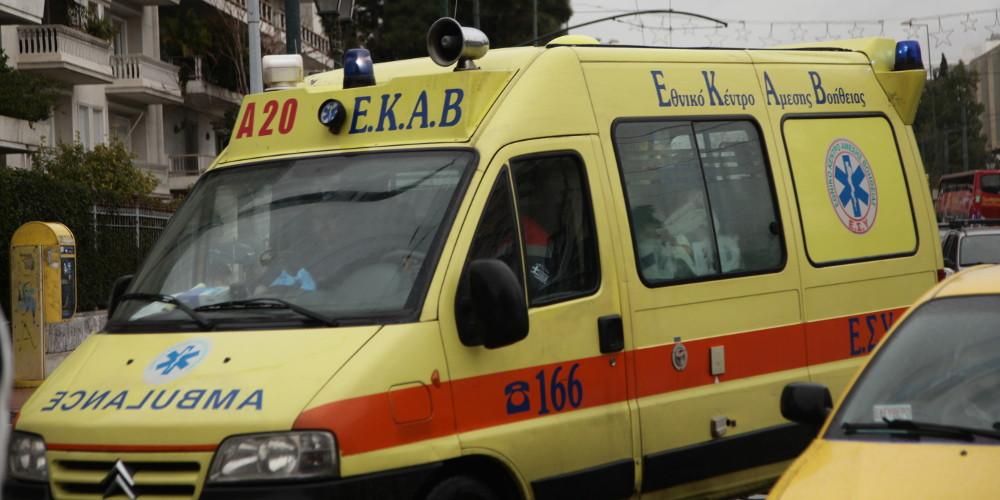 Πέθανε γυναίκα μετά από καυγά που είχε με γειτόνισσα στην Καρδίτσα