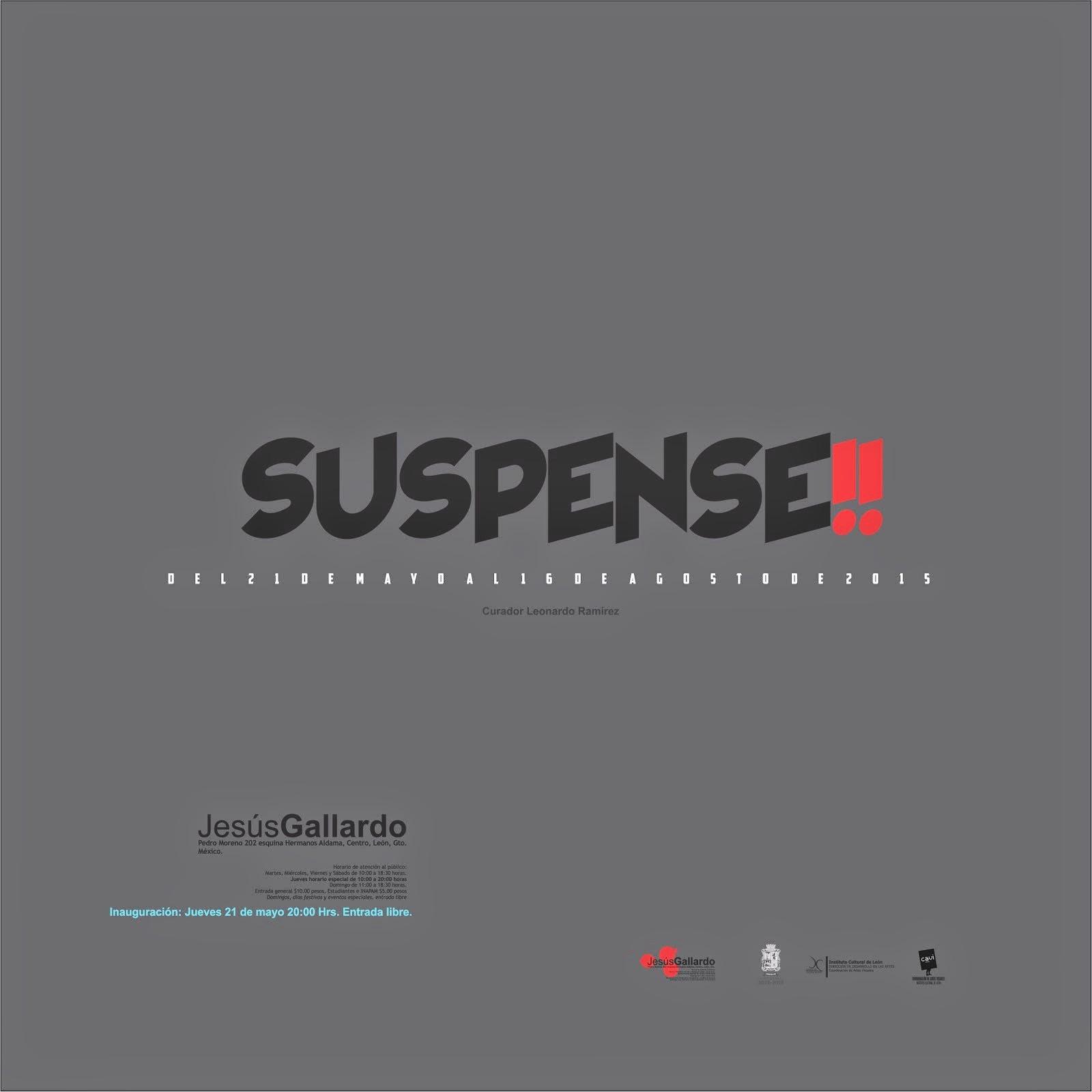 Suspense!!