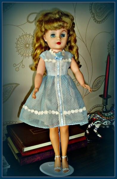 bambole inglesi vintage