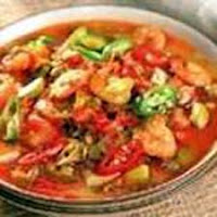 Resep Udang Tauco