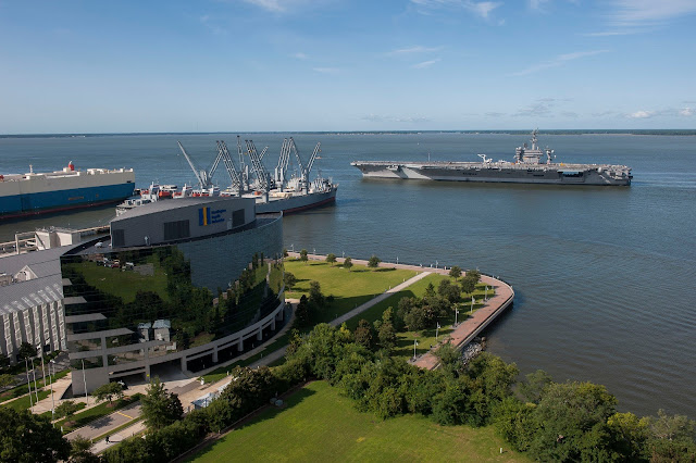 USS Theodore Roosevelt (CVN+71)