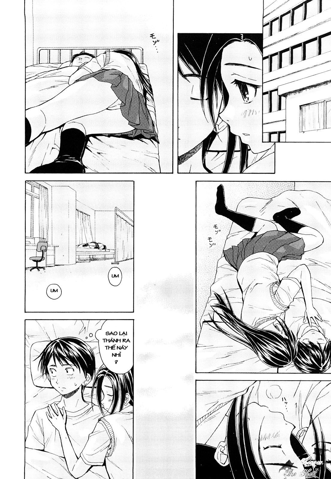 TruyenHay.Com - Ảnh 33 - Setsunai Omoi Chapter 1