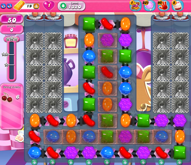 Candy Crush Saga 1320