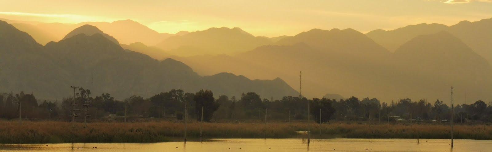 Precordillera de los Andes