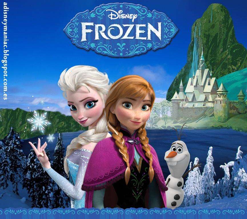 Disney Mania!: Nuevas imagenes de Anna, Elsa, Olaf y más.