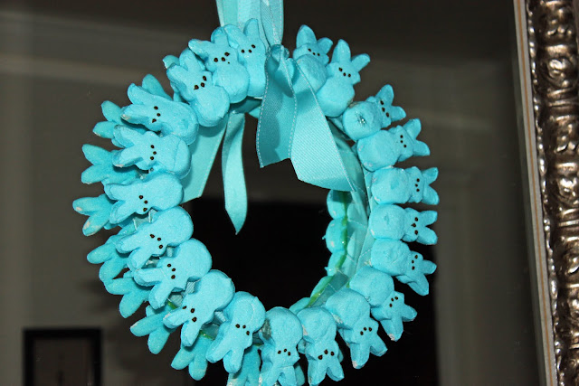 peeps-wreath