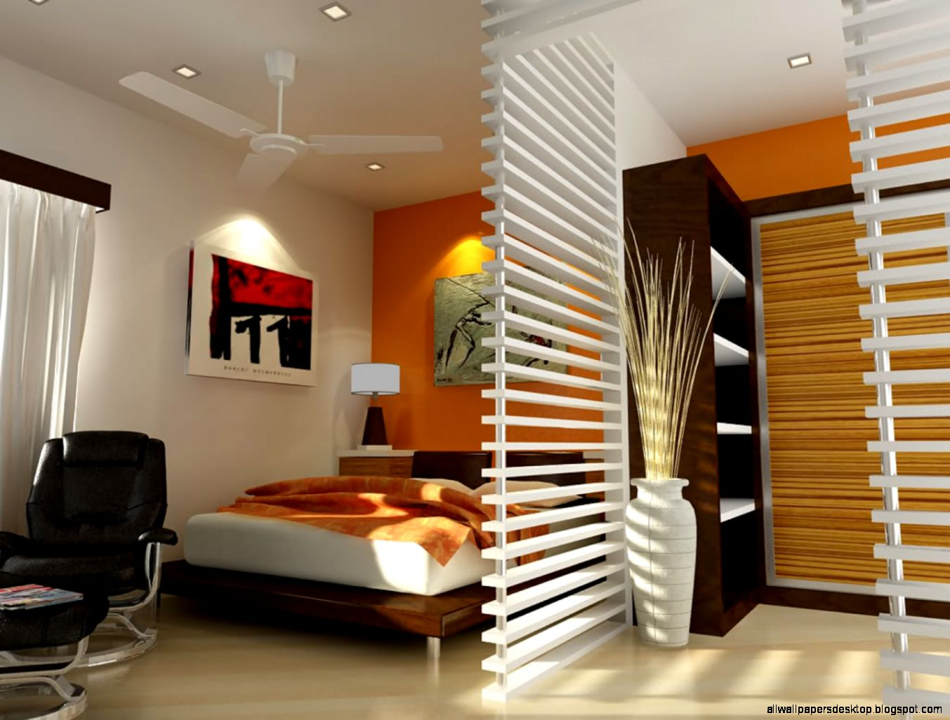 New interior design room wallpaper hd all wallpapers desktop for Home wallpaper designs 2013