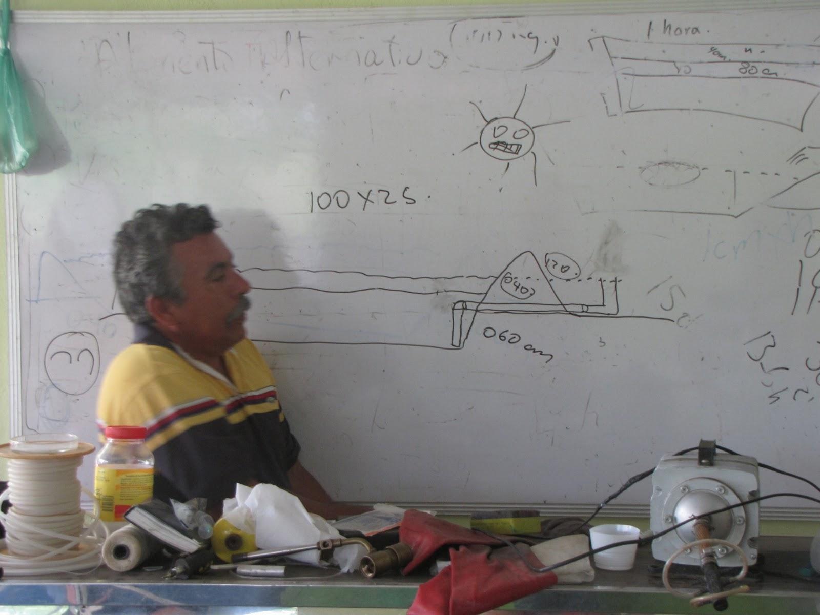 Llano Extremo Julio Gonz Lez Un Piscicultor Integral De