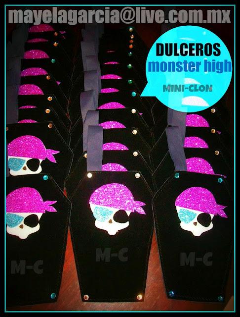 Ideas Para Fiesta De Monster High
