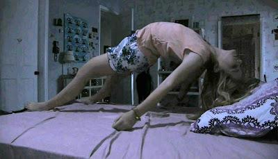 Kathryn Newton en la última Paranormal Activity