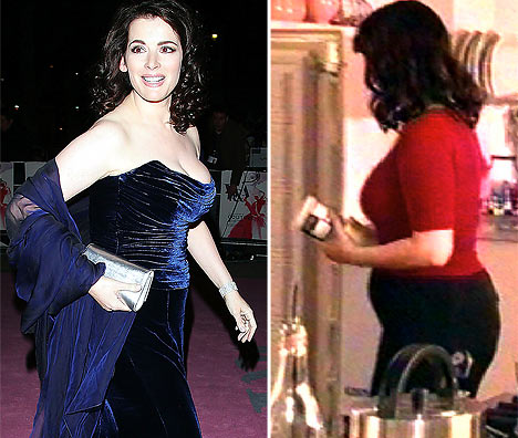 Nigella Lawson Fat. I