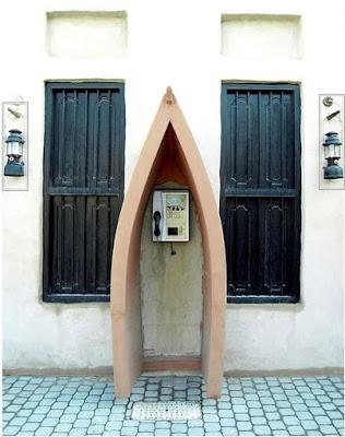 Las cabinas telefónicas más originales