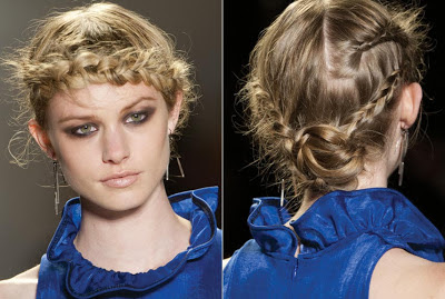 model rambut wanita 2013