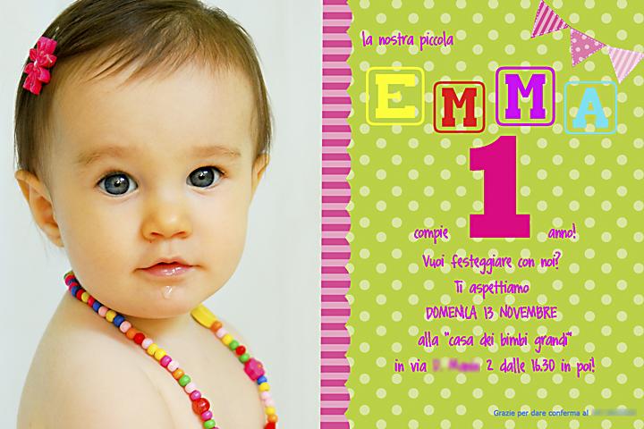 Conosciuto Una Mamma Per Fotografa: Vinci un invito compleanno personalizzato  EE46