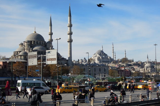istanbul tourism