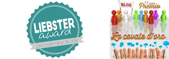 Liebster Award! Glorius Edition & le 'Covate d'oro'