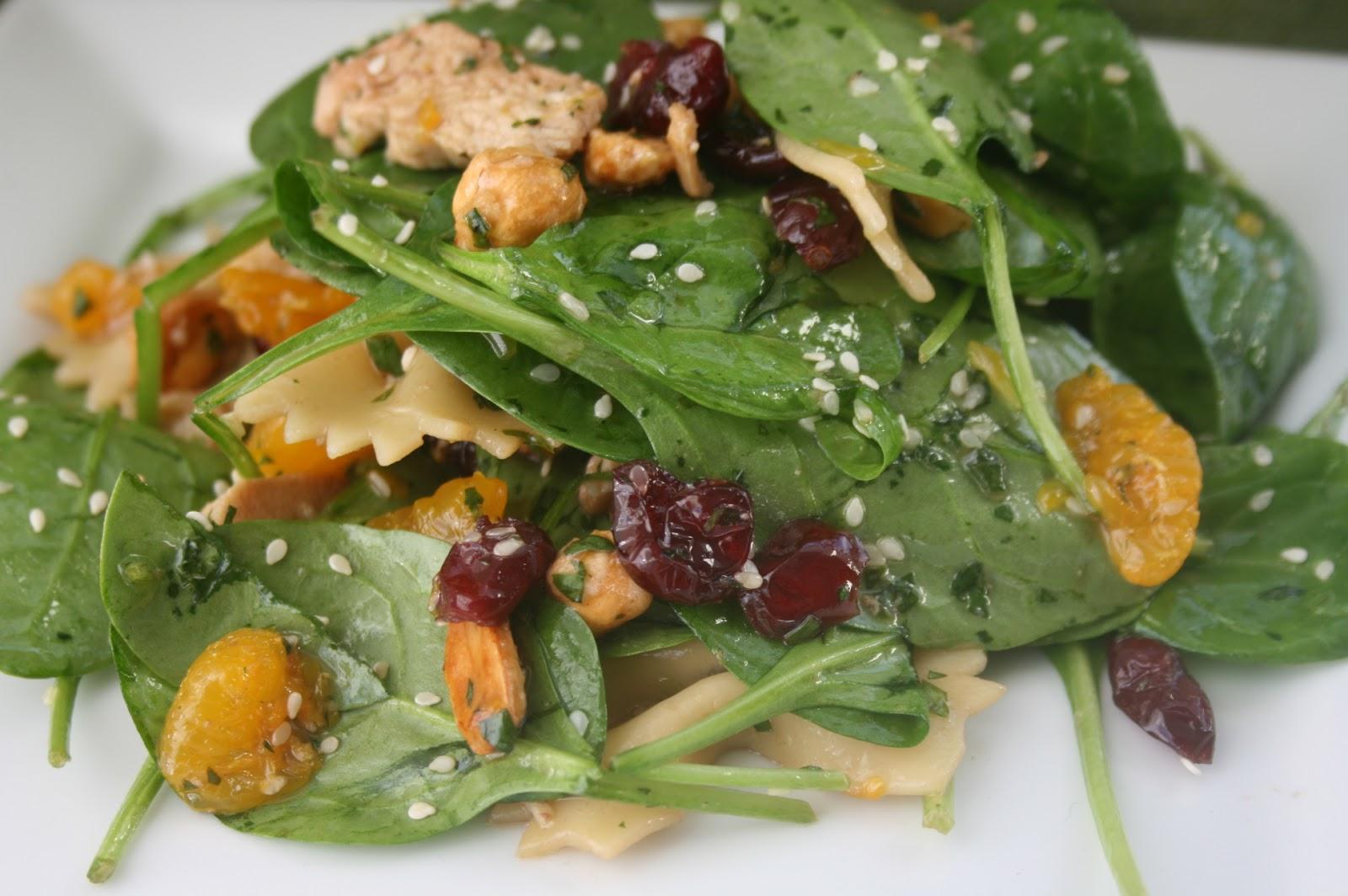 Fall pasta salad - Fall Pasta Salad