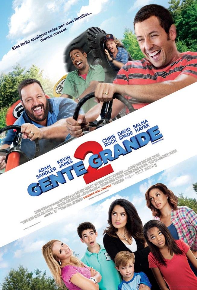 Gente Grande 2 – Full HD 1080p – Legendado