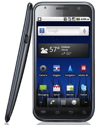 Samsung Google Nexus S i9023 Smartphone Review