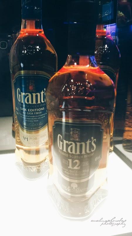 Blogowigilia 2014, kosmetyczka, stadion narodowy, Warszawa, grant's, whisky, alkohol,