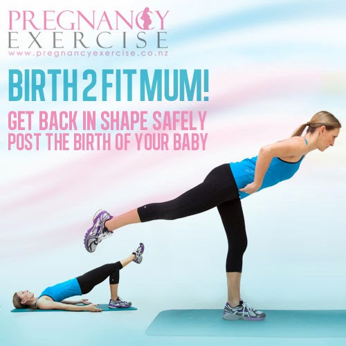 Birth2FitMum- Post Pregnancy Exercise Program