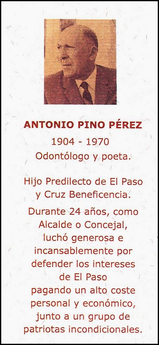Donación de libros para el Colegio de Dentistas de Santa Cruz de Tenerife, procedentes del palmero Antonio Pino Pérez