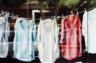 Dry your clothes in Danger Houses For Lungs