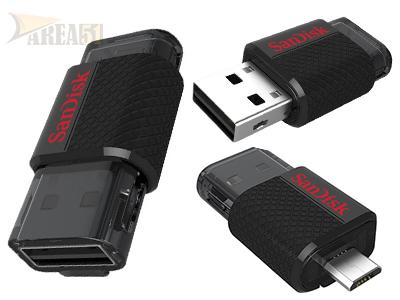 SanDisk Ultra OTG pendrive