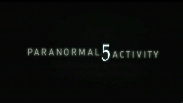 Paranormal Activity 5: Hayalet Boyutu Fragman [HD]