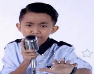 Rian Indonesian Idol cilik