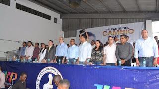 juventud con Abinader dice ideales de Duarte han involucionado en gobiernos PLD