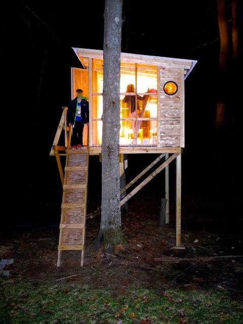 Massachusetts Tree House Builder 39 S New