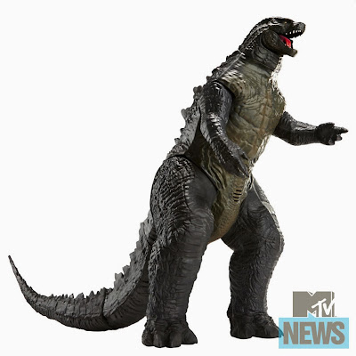 Jakks Pacific Godzilla Action Figure 2014