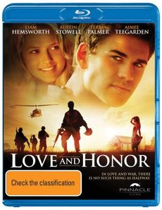 Love and Honor (2013) LIMITED BRRip 650MB MKV